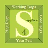 Custom Made Nylon Dog Leashes-Solid Brass Hardware from Supplies 4 Working Dogs