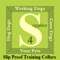 Supplies 4 Working Dogs Family - Slip Proof Training Collars