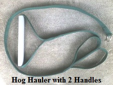 Hog Hauler with 2 Handles